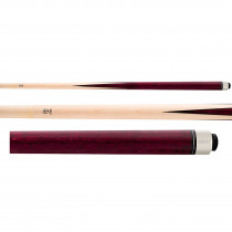 McDermott Star S69 Red Sneaky Pete Pool Cue