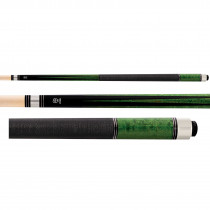 McDermott Star S73 Pool Cue - Black/Green