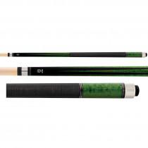 McDermott Star S73 Pool Cue - Black/Green