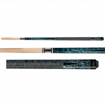 Players G-1002 Cobalt Blue Pool Cue Stick
