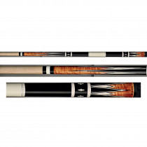 Players G-4115 Antique Brown Pool Cue Stick