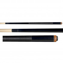 Players JB5 Midnight Black Jump Break Pool Cue Stick