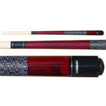 "Sterling Burgundy 52"" Child's Pool Cue"