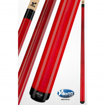 Viking A207 Crimson Red Pool Cue