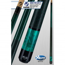 Viking ViKORE A282 Jade Green Pool Cue