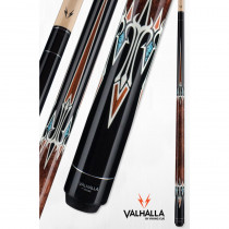 Valhalla VA603 Brown Pool Cue Stick from Viking Cue