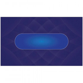 Blue Sublimation Poker Table Felt