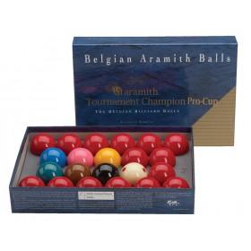 Aramith Tournament Champion Pro Cup Snooker Ball Set