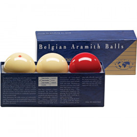 Super Aramith Deluxe 61.5mm Carom Ball Set