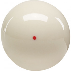 Aramith Dynamo Magnetic Cue Ball with Orange Dot