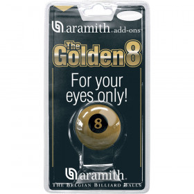 Aramith Golden 8-Ball