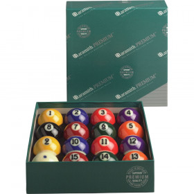 Aramith Premium Belgian Billiard Ball Set