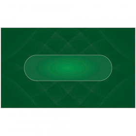 Green Sublimation Poker Table Felt