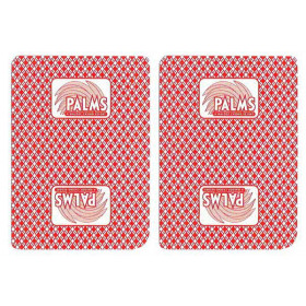 Palms Casino Used Playing Cards
