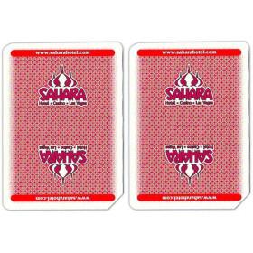 Sahara Casino Used Playing Cards