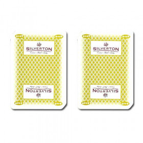 Silverton Casino Used Playing Cards