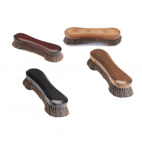 "10 1/2"" 85% Horse Hair Wooden Pool Table Brush"