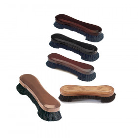 "10 1/2"" Wooden Pool Table Brush"