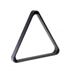 Heavy Duty Plastic Triangle 8-Ball Rack