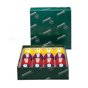 "Aramith 2 1/4"" Poker Pool Ball Set"