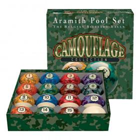 Aramith Camouflage Billiard Ball Set