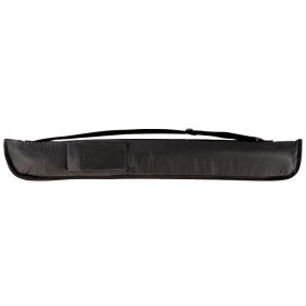 Black 1B1S Padded Soft Pool Cue Case