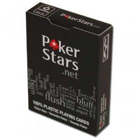 COPAG Pokerstars.net Plastic Playing Cards, Poker Size, Jumbo Index