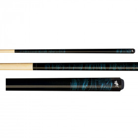 Dufferin D-203 Marbled Blue Dream Pool Cue
