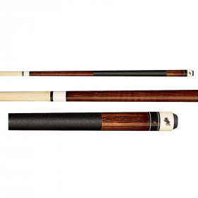 Dufferin D-238 Golden Walnut Stained Pool Cue
