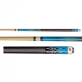 Dufferin D-332B Blue Pool Cue
