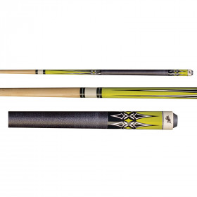 Dufferin D-332G Green Pool Cue