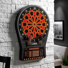 Arachnid CricketPro 800 Electronic Dart Board w/Heckler