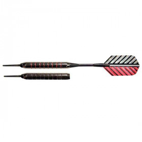 Arachnid Striped Metallic Soft-Tip Darts - SFA300 - 16 Gram