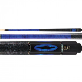 McDermott G211 G-Series Pool Cue - Blue