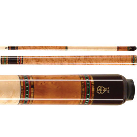 McDermott G229 G-Series Pool Cue - Light Cherry
