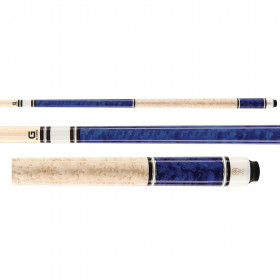 McDermott G230 G-Series Pool Cue - Blue
