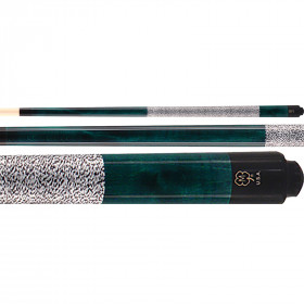 McDermott GS01 GS-Series Pool Cue - Green