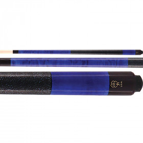 McDermott GS02 GS-Series Pool Cue - Blue