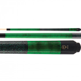 McDermott GS05 GS-Series Pool Cue - Green