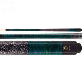 McDermott GS08 GS-Series Pool Cue - Teal Green