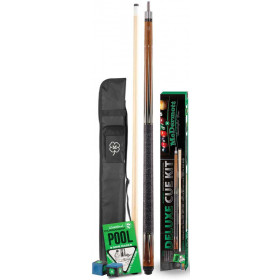 McDermott Deluxe Pool Cue Kit