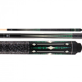 McDermott Lucky L28 Green Pool Cue Stick