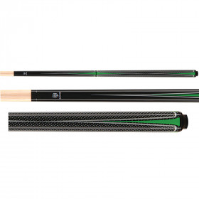 McDermott Lucky L45 Green Pool Cue Stick