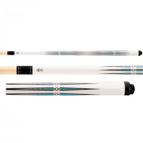 McDermott Lucky L74 White Pool Cue Stick