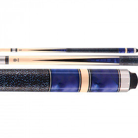 McDermott Star S22 Pool Cue - Blue Pearl