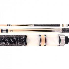 McDermott Star S25 Pool Cue - White Pearl