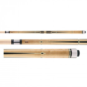 McDermott Star S63 Pool Cue - Honey