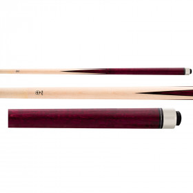 McDermott Star S69 Pool Cue - Red Hustler - Sneaky Pete