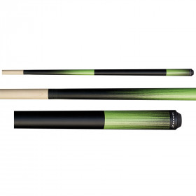 Players C-705 Green Pool Cue