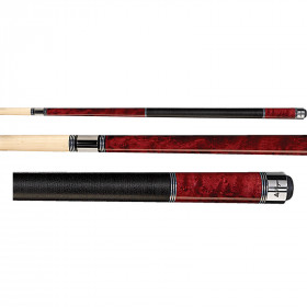 Players C-960 Crimson Red Pool Cue